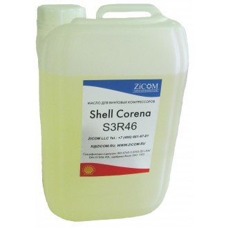 Масло Shell Corena S3R46, 10L